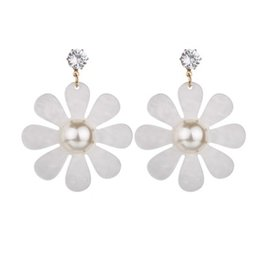 $enCountryForm.capitalKeyWord UK - 2019 Personality Acrylic Fruit Pendientes Big Earrings Lovely Flower Fashion Boucle D'oreille Earrings For Women E2823