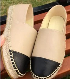 Ladies Canvas Shoes Australia - 2019 New women Casual canvas shoes Spring Espadrilles womans high quality Cloth shoes Fashion walking shoes Two tone Lady Canvas sneakers