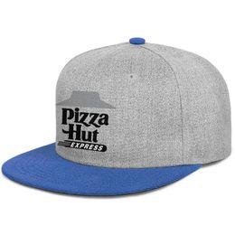 Cotton Express UK - Pizza Hut Express Logot man's Flat baseball hat stylish adjustable women basketball cap classic Hip-hop cap mesh dance hats
