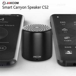 Iphone Power Speakers Australia - JAKCOM CS2 Smart Carryon Speaker Hot Sale in Other Cell Phone Parts like mini hydro power plant xx mp3 video dj sound system