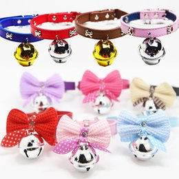 $enCountryForm.capitalKeyWord Australia - Foraway Adorable Pet Collars with Bell for Dogs and Cats S & M Rose Red, Red, Purple, Pink, Blue, Black Free Shipping