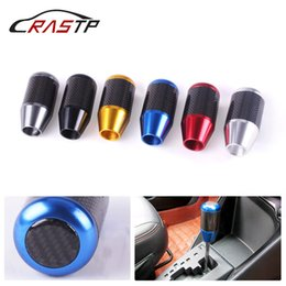 $enCountryForm.capitalKeyWord Australia - RASTP-Free Shipping Universal Aluminum Manual Transmission Gear Stick Shift Shifter Lever Knob For Honda Civic RS-SFN053