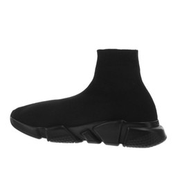 China fashion-Ba&lenciaga Luxury Socks Shoes Speed Trainer Casual Shoes Sneakers Race Runners for men & women Sports Shoes cheap racing toes suppliers