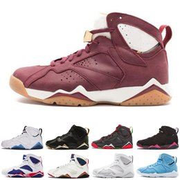 Wholesale New Patta x OG SP Ray Allen Purple Bordeaux Hare Basketball Shoes Men s GMP Olympic Pure Money Sweater Sneaker With Box