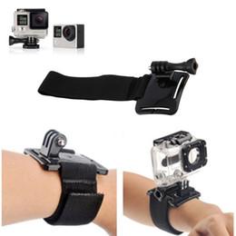 $enCountryForm.capitalKeyWord Australia - Wrist Strap Band Mount Diving Housing Adjustable Case Camera Hand For Gopro Hero 4 3+ 3 2 1 #256366