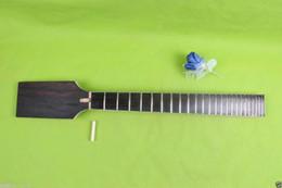 24 Guitar Neck Australia - 7string Electric Guitar Neck 24 fret 25.5 inch Maple Rosewood Fretboard Wide