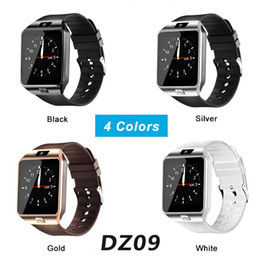 Bluetooth Smart Watch Sim Australia - Best Q18 Smart Watch Bluetooth Smart watches for Android Cellphones Support SIM Card Camera Answer Call and Set up Various Language with Box