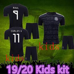 Copa Oro 2019 Camisetas México kit niños 19 20 camiseta fútbol CHICHARITO H.LOZANO MARQUEZ DOS SANTOS camiseta fútbol camiseta