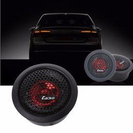 $enCountryForm.capitalKeyWord Australia - 2 Pcs DC 12V 92dB 2500-20KHz 120W Car Dome Tweeter Audio Loudspeaker Car Stereo Treble Speaker