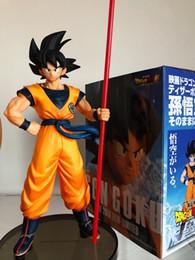 $enCountryForm.capitalKeyWord NZ - WSTXBD BANPRESTO Original Dragon ball Super ULTIMATE SOLDIERS-THE MOVIE 20TH Goku Action Figure Toys Figurals Dolls Brinquedos Y190529