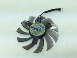 Intel gIgabyte online shopping - Gigabyte GTX770 GTX760 T128010SU A V four wire heat dissipation graphics card fan