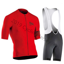 High Quality Cycling Clothing Australia - 2019 NW Northwave New Men Cycling Jersey Set High Quality Racing Cycling Clothing Maillot Ropa Ciclismo Short Sleeve MTB Bike Jerseys
