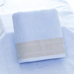 $enCountryForm.capitalKeyWord Australia - Factory direct supply of pure cotton thickening soft absorbent towel 32 stock plain 360g large bath towel