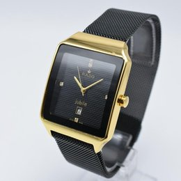 squared watches 2019 - men 40mm women 32mm Brand watch New Fashion luxury Elegant woman Watches Simple Casual Male Quartz Clock Man Wristwatch