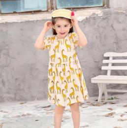 $enCountryForm.capitalKeyWord Australia - New Girls Longuette cotton Broken flowers Dress Dresses Girl Prom Dresses Summer Princess Dress best quality 4-20 lw50