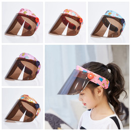 71d0bb924bf81 Children plastiC sun hats online shopping - Kids sun visor sunvisor PVC hat  animal print cartoon
