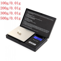 $enCountryForm.capitalKeyWord NZ - Digital Pocket Jewelry Scale 100g 200g 300g 500g 0.01g Mini Precision Electronic Balance Weight Gold Gram Coin Weighing Scales LCD 7 Units