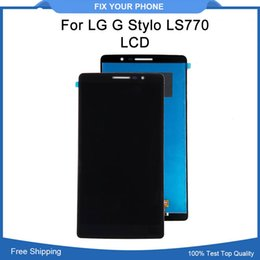 5.7 lcd Australia - For LG G Stylo H540 LS770 H631 H635 H630 MS631 LCD Display with Touch Screen Digitizer Assembly Replacement Parts 5.7 inch Ypf27-110