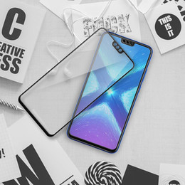 Lg Glasses Australia - For LG Stylo 5 K40 G8 ThinQ One Plus 7 Coolpad Legacy 3705 Anti Fingerprint Full Cover Screen Protector Tempered Glass With Retail Package