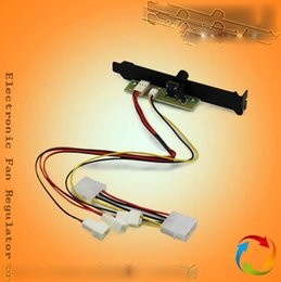 $enCountryForm.capitalKeyWord Australia - New DC 12V Computer PCI position water cooled water pump fan speed regulator stepless voltage governor controller 3 pin