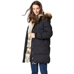 Really Dresses Australia - Suit-dress Parkas 2019 Winter New Pattern Ma'am Mink Hair Really Removable Thickening Waterproof women Down coats Jackets shiny Fur Collar