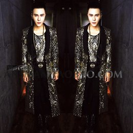 $enCountryForm.capitalKeyWord Australia - 2019 male singer DJ stage embroidery court long coat European and American personality men's long suit costume suit