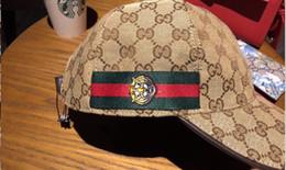 $enCountryForm.capitalKeyWord Canada - Hat Designer Hat High-end Baseball Leather Hat for Men and Women All Seasons free shipping 071005
