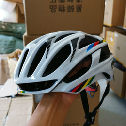 Super light road bike helmetS online shopping - bicycle helmet cycling unisex super light bike MTB mountain bike aero helmet safety cap breathable fashion road