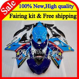 $enCountryForm.capitalKeyWord Australia - Fairing Bodywork For SUZUKI GSX-R1000 GSXR 1000 09 10 11 12 13 15 33HT22 GSX R1000 K9 Cyan blue K9 GSXR1000 2009 2010 2011 2012 2014 2015