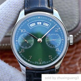 $enCountryForm.capitalKeyWord Australia - watch Cw-luxury Men Sapphire Glass Night Blue Dial Sunday Calendar Function 40mm Waterproof 100m Business