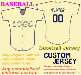 $enCountryForm.capitalKeyWord Australia - Custom baseball jerseys New York Home Mens Womens Youth Kids Flex Cool Base Authentic Collection American Football Jersey All Stitched