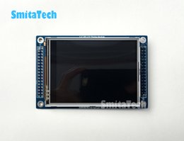 Discount tft controller - HY32D 3.2 inch TFT LCD Display Module Touch Screen Controller XPT2046 LCD Controller ILI9325