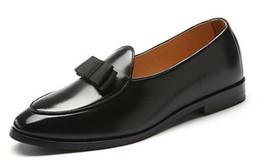 $enCountryForm.capitalKeyWord Australia - Big Size 37-48 Personality Elegant Gradine Color Formal Shoes Men Pointed Toe Wedding Party Liesure Dress Shoes