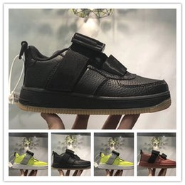 wholesale dealer bb7e9 a45f2 (BOX) color kids forced girl boy low shoes mesh Breathable one unisex Euro  shoes basketba Black red Yellow Fluorescent Leisure sports shoes