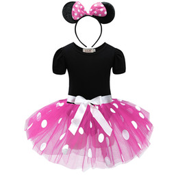girls pleated skirts UK - Baby Girl Dress Summer Girls Clothes Kids Dresses Party Tutu Outfits Clothing Dance skirt