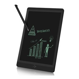 $enCountryForm.capitalKeyWord Australia - LCD Writing Tablet 8.5 inch Digital Drawing Electronic Handwriting Pad Message Graphics Board Kids Writing Board Children Gifts