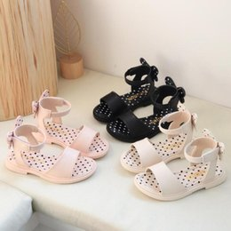 toddler high boots NZ - Hot sell summer fashion Roman boots girls sandals kids gladiator sandals toddler child girls high quality shoes