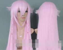 Kanekalon Lace Wigs NZ - WIG LL<<< 002247 Hot Sell! IA Animation new cosplay wig Natural Kanekalon Fiber no lace Hair full Wigs