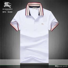 Cheap Polo Tops Australia - CHEAP Luxurys Brand DesignersSummer Polo Tops Embroidery Mens Polo Shirts Fashion Shirt Men Women High Street Casual Tee