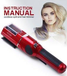 $enCountryForm.capitalKeyWord Australia - Hair Trimmer Smart Hair Trimmer Rechargerable New Cordless handheld automatically repair hair haircuts