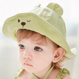 2e20552a7bf Baby Hat 2019 Spring Summer Infant Bucket Hat cute princess Sun Hat Toddler  Summer Hats Kids Cap Girls sunhat Baby Boy Hats A3351