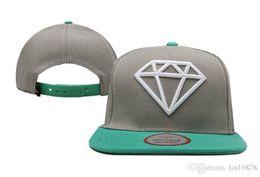 Black Diamond Caps UK - New Fashion Diamonds Supply Co Baseball Caps Summer Style Snapback Casquette Gorras Visors Sun Hats For Men