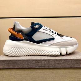 $enCountryForm.capitalKeyWord Australia - 2019 Men Shoes Rubber Sole Veloce Petrol Royal Luxury Casual Shoes for Men Zapatos de hombre Lace-Up Mens Footwears Chaussures pour hommes