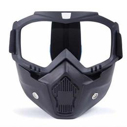 Windproof Motorcycle Helmets Australia - G5 Ski Skate Motorcycle Goggle Motocross Goggles Helmet Glasses Windproof off Road Moto Cross Helmets Mask Goggles