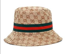 Polo Fashion Street Australia - Fashion bucket cap Foldable Fishing Caps polo Bucket hat New Beach Sun Visor Sale Folding Man Bowler Cap For Mens Womens Good quality