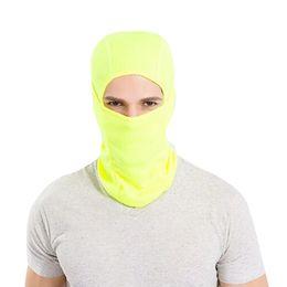 Discount paintball helmet mask - Mask Bicycle Ski Ride Snowboard Sport Headgear Helmet Liner Tactical Paintball Cap Outdoor Cycling Balaclava Full Face