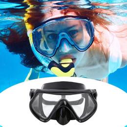 4010fc771 7 Fotos Compra Online Buceo de silicona-Máscara de buceo subacuática Buceo  Snorkel Deportes acuáticos Natación Gafas