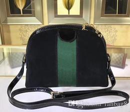 $enCountryForm.capitalKeyWord Australia - Free Shipping Women's Fashion Shell Shoulder Bag 499621 Genuine Leather Brand Design Crossbody Messenger Bag 23CM