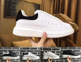 c9297029 Новые поступления женская мужская обувь для скейтбординга на платформе  повседневная обувь роскошная дизайнерская леди модные кроссовки бархатные  ...