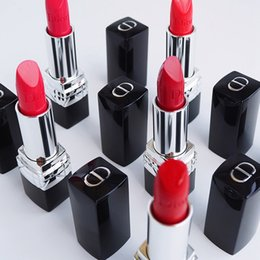 Discount making tools - Brand Matte Long Lasting Lipstick Women Professional Makeup Matte Lipstick Lips Beautuy Make Up Tools RRA1101